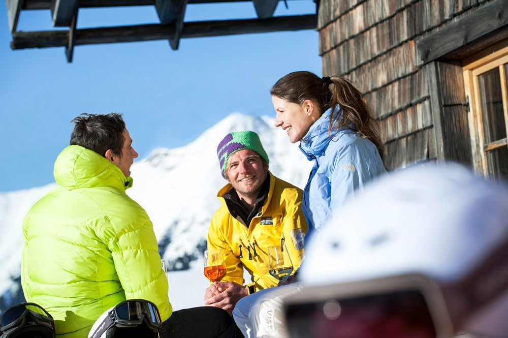 Ski holidays in Racines – leisure activities off the slopes